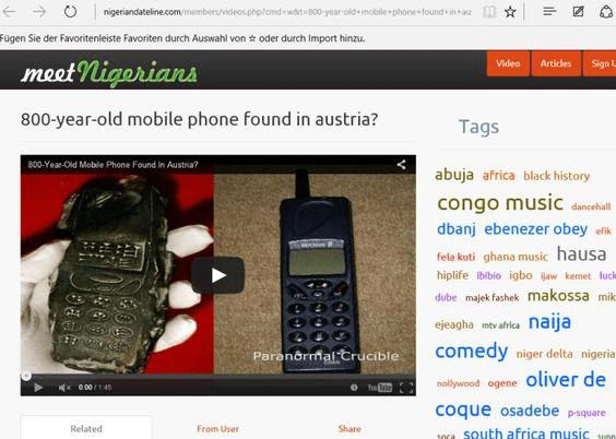 Screenshot MeetNigerians (Art Replik)