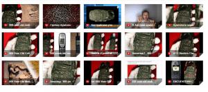Screenshot video's van 30-12