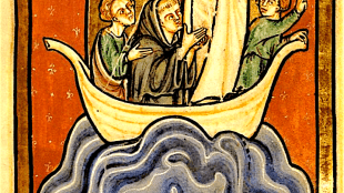 The Voyage of St Brendan (foto Healthy Spirituality)