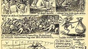 Ton van Tast - Het geval Van Meegeren (6): Een vlugschrift ter voorlichting