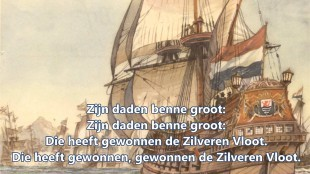 Zilvervloot (foto YouTube)