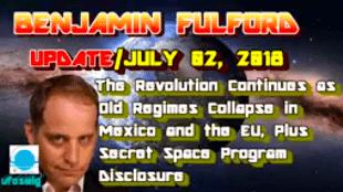 Benjamin Fulford Weekly Update (foto YouTube)