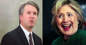 Brett Kavanaugh & Hillary Clinton (Before It's News)