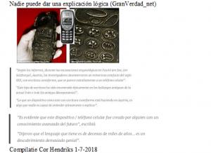 Compilatie Cor Hendriks - Nadie puede dar una explicación lógica (GranVerdad_net)