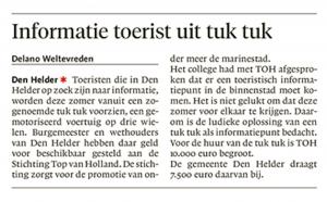 Helderse Courant, 5 juli 2018