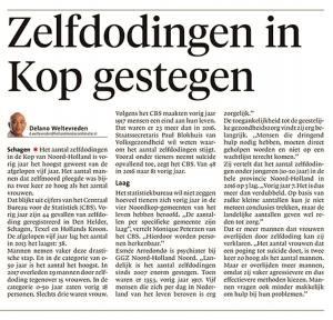 Helderse Courant, 7 juli 2018