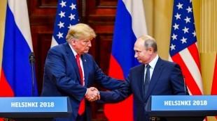 Donald Trump & Vladimir Putin Helsinki 2018 (foto Before It's News)