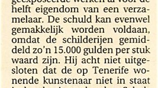 Leidsch Dagblad | 5 januari 1999 | pagina 17 (17:20)
