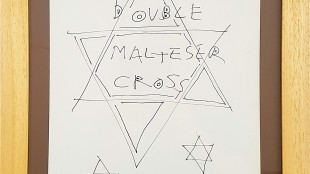 Rob Scholte - Double Malteser Cross