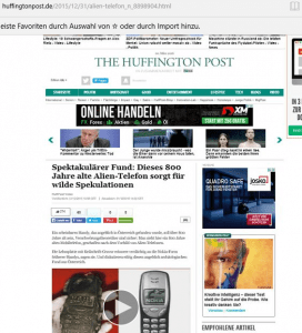 Screenshot Huffington Post_de (Art Replik)