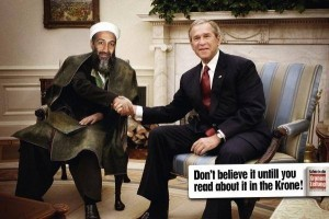 The ties between family Bush and Bin Laden (foto yoo.rs)
