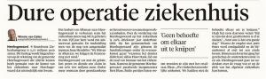 Alkmaarse Courant, 10 juli 2018