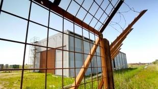 De bouw van het R.W. van de Wint Museum ligt al jaren stil en wordt binnenkort waarschijnlijk vlotgetrokken (foto George Stoekenbroek)