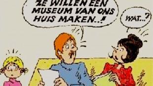 Jan Kruis - Ze willen een museum van ons huis maken..!