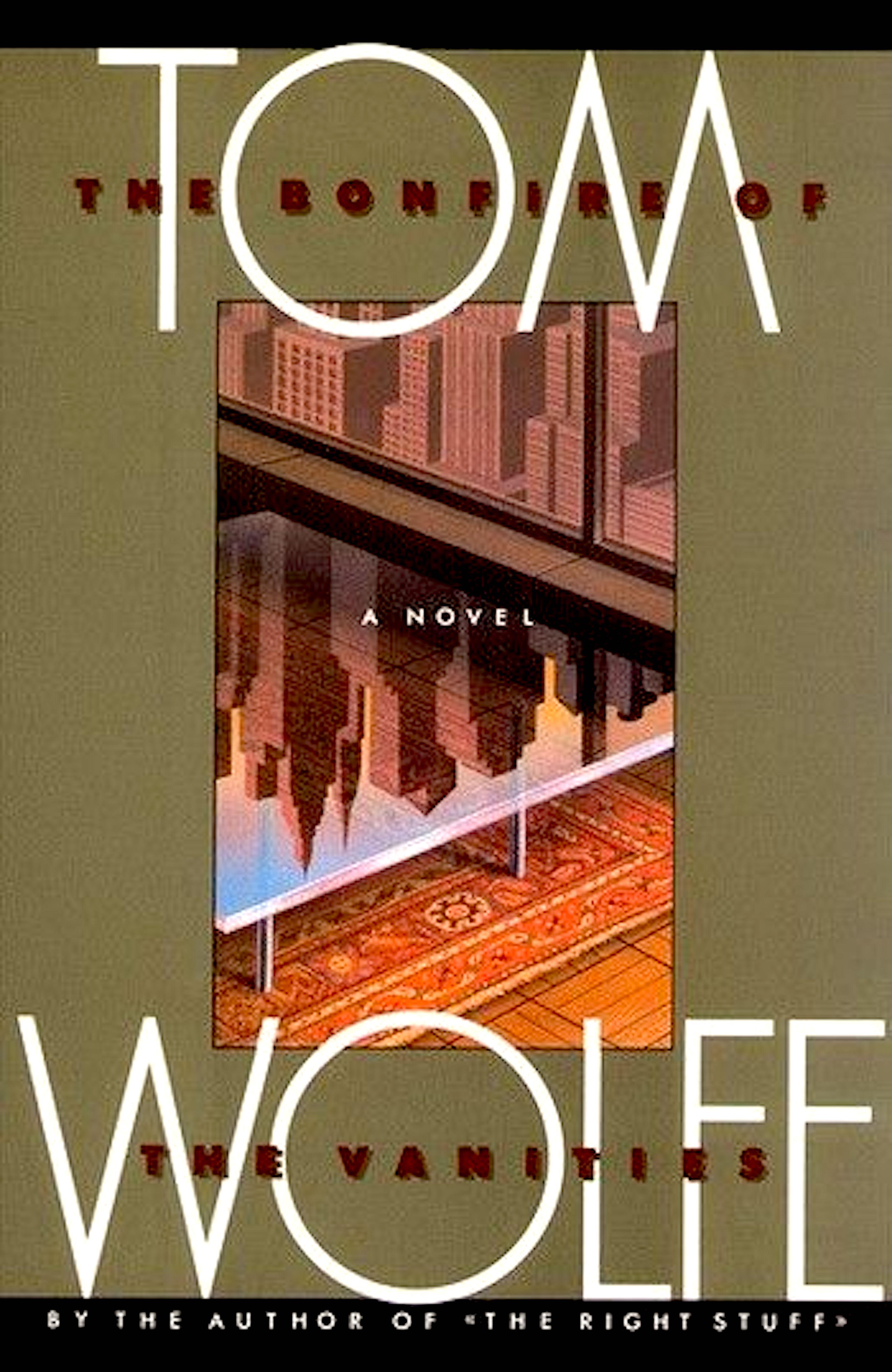 Lees mee met Micha Kat: Tom Wolfe | The Bonfire of the Vanities