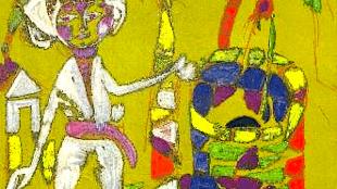 Miloslav Troup - Cover La Steppe Enchantée