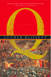 The cover of Luther Blissett's Q (foto artnet News)