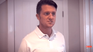 Tommy Robinson (foto YouTube)