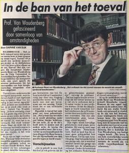De Telegraaf, 2003