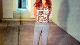 Diana Stigter (foto Ad Nuis/Het Parool)