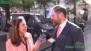 Maria van Boekelen & Klaas Dijkhoff (foto YouTube)