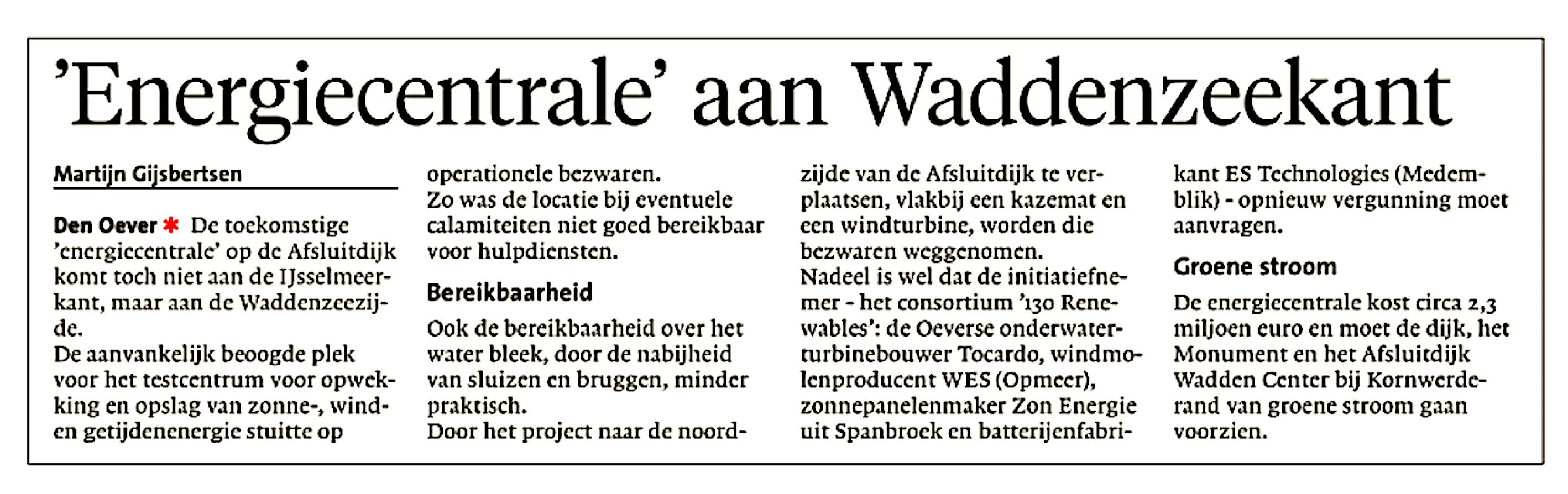 Helderse Courant, 10 september 2018