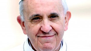 Pope Francis (foto Famous Biographies)