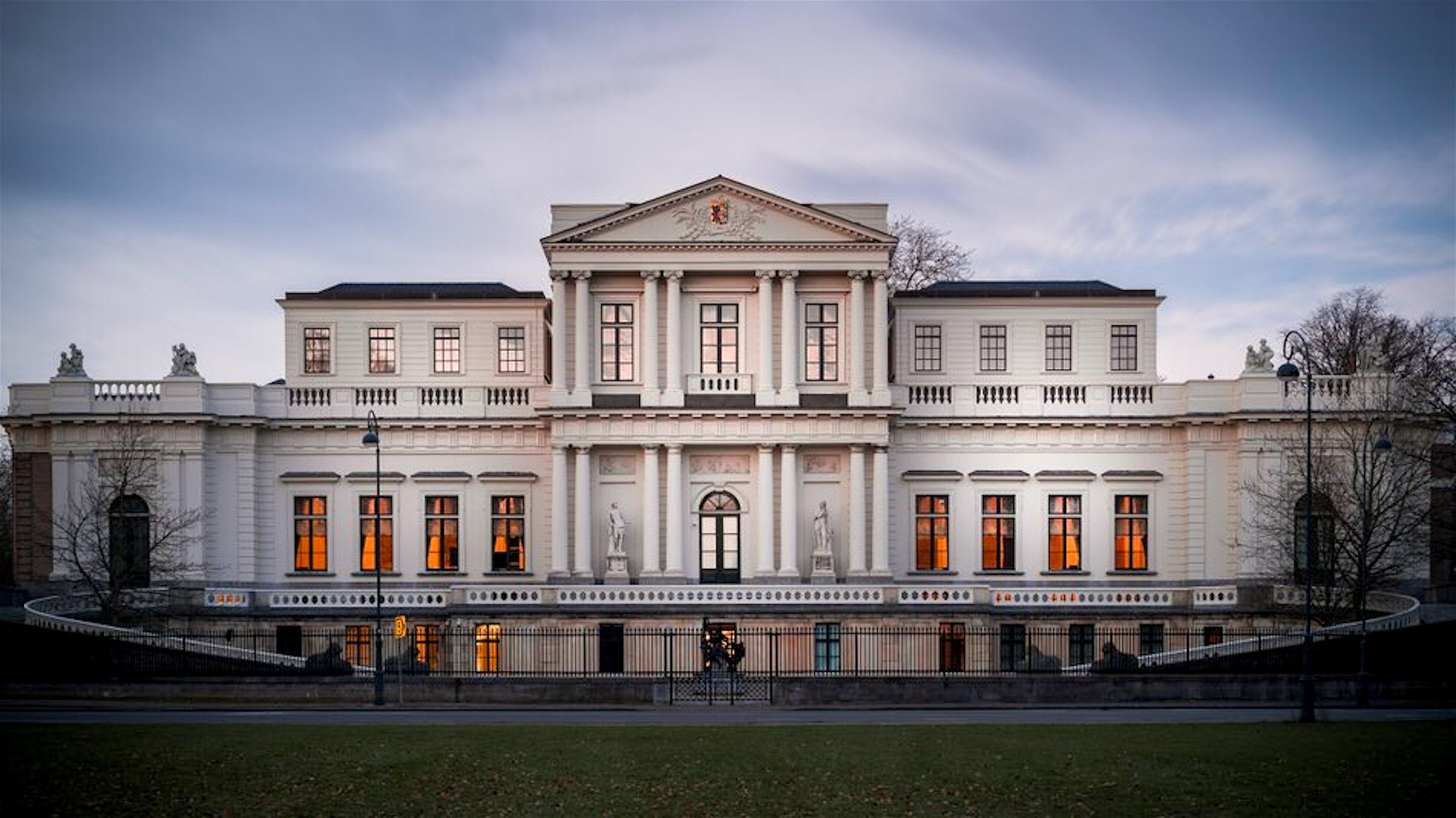 Provinciehuis Haarlem (foto Kees Visser:Twitter)