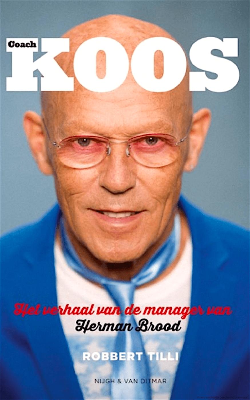 Robbert Tilli – Koos: het verhaal van de manager van Herman Brood