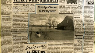 Scholte & Mieremet in De Telegraaf, 28 februari 2002