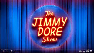 Screenshot Jimmy Dore Show logo