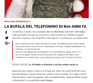 Screenshot giornalettismo.com (8-1-16)