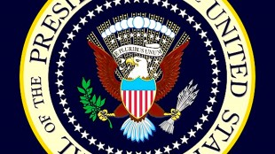 Seal of the President of the United States (foto redbubble.com)