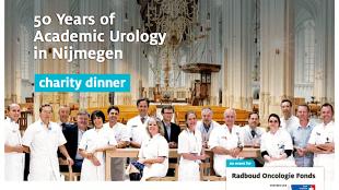 50 jaar Academische Urologie, benefietdiner Stevenskerk, 10 september 2015