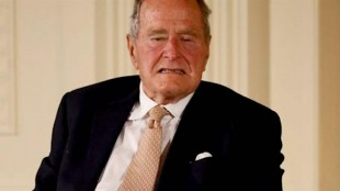 George Herbert Bush (foto Before It's News)