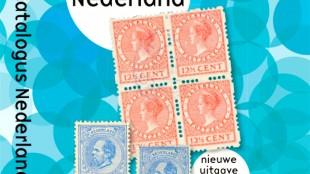 Lees mee met Micha Kat: NVPH | Catalogus Postzegels Nederland 2019