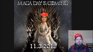 MAGA DAY IS COMING (Screenshot 28-10-18)