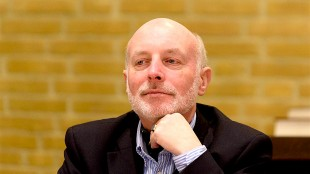 Michiel Wouters, lid Behoorlijk Bestuur en wethouder voor Beter voor Den Helder (foto DHA)