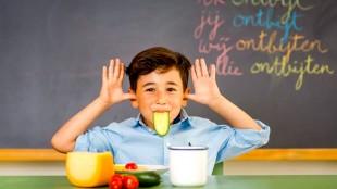 Campagnebeeld (foto Nationaal Schoolontbijt)