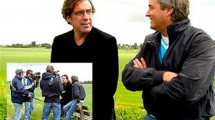 Joost Zwagerman in het RKK programma Soeterbeeck (foto omringdijk.nl)