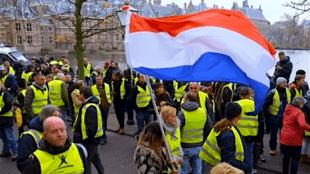 Gele Hesjes in Nederland in het nieuws in de VS (Breitbart)