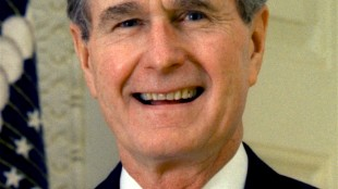 George Herbert Walker Bush (foto Wikipedia)