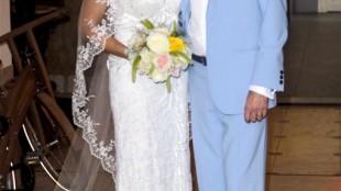 Huwelijk Micky Hoogendijk & Adam Curry (foto sugarsight)