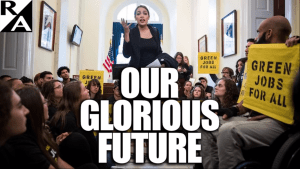 OUR GLORIOUS FUTURE (Screenshot Bill Whittle 15-11-18)