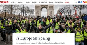 A EUROPEAN SPRING
