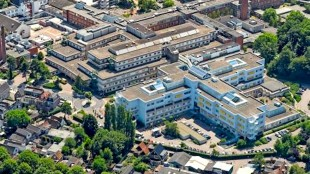 Huidige Noordwest Ziekenhuis in Alkmaar (foto Hans van Weel)