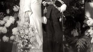 Huwelijk van prinses Juliana & prins Bernard op 7 januari 1937 (foto Franz Ziegler/RVD/Nationaal Archief)