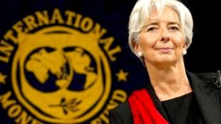 Internationaal Monetair Fonds directeur Christine Lagarde (foto before It's News)