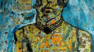 Koos Dalstra - Zelfportret
