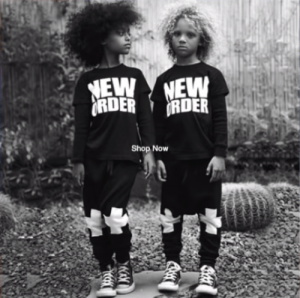 New Order kinderen